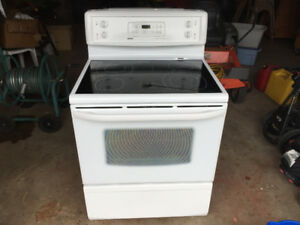 Kenmore Glass Top Stove for Sale