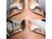Eyelash extensions (mobile)