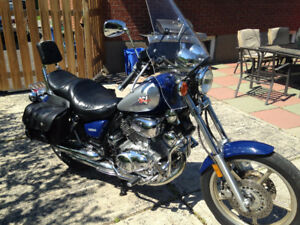 1996 Yamaha Virago 1100 With 33165 kms Original For Sale