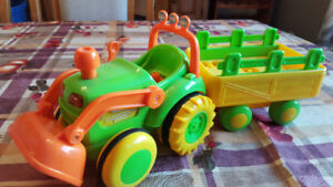 tracteur fisher price