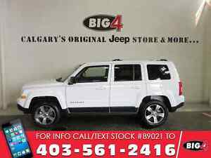 2016 Jeep Patriot High Altitude | Sunroof | Leather | 4x4