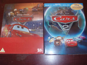 CARS and CARS 2