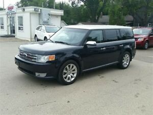 2009 Ford Flex Limited AWD, Leather