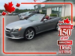 2015 Mercedes-Benz SL-Class PREMIUM & ADVANCED DRIVING ASSISTANC