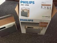 DAB digital radio Phillips