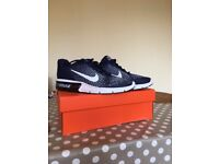 Nike Blue Air Max Sequent 2 Size 8 Trainers