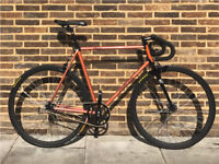 Aphelion 1962 single speed/fixed gear bicycle! Copper Pearl 54cm Medium!