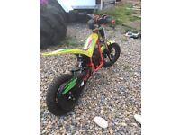 Mecatecno electric trials bike