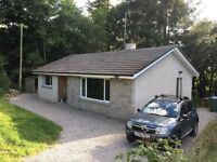 Three bedroom house to rent, Wester Galcantray, Inverness