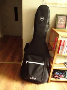 étui guitare semi rigide NEUF
