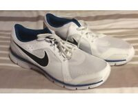 Men's Nike Flex Experience RN2 White Trainers – Size 12