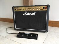 Marshall TSL-122 Combo Power Amplifier (new motherboard replaced brand new)
