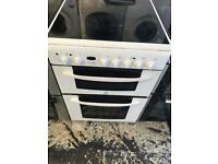 Indesit 60cm full electric cooker