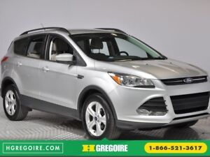 2015 Ford Escape SE ECOBOOST AUTO A/C CUIR  MAGS BLUETHOOT