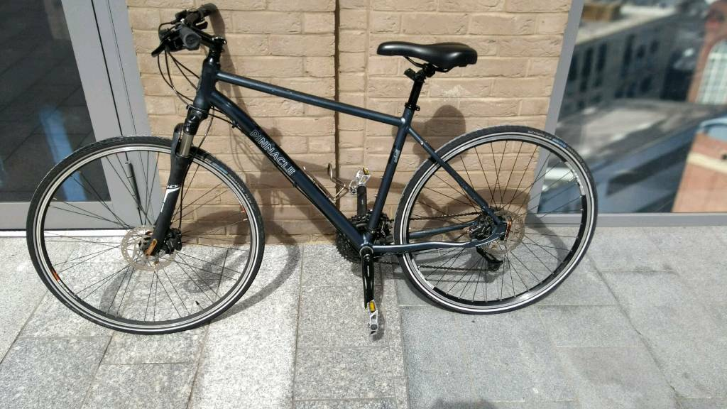 d6d2eacd601 Pinnacle Cobolt Three Hybrid Bike