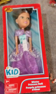 Kid Connection Doll Winter Princess New