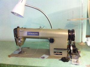 Industrial Sewing Machine straight stitch