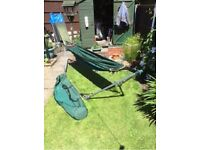 Brand new hammock.