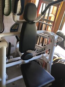 Plate Loaded Commercial Gym Equipment