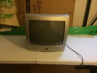 SMALL TABLE TOP COLOUR TV