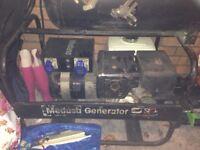 Honda gx 390 generator