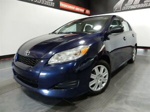 2013 Toyota Matrix CLIMATISATION, BLUETOOTH