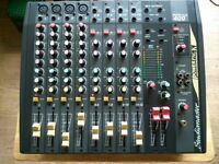 Studiomaster Powerpack 400 Mixer/Power Amplifier
