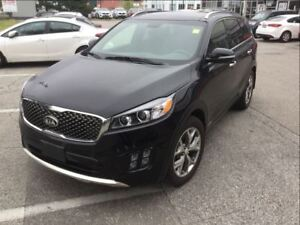 2016 Kia Sorento SX Turbo|NAVI|PRM LEATHER|PANO ROOF|NO ACCIDENT