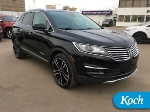 2017 Lincoln MKC Reserve  Certified Pre-Owned, 2.3L Turbo, Low k
