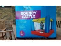 "Bazoongi Bouncy Castle 6"" - 190cm"
