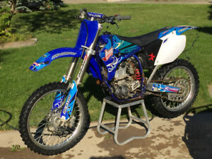 2005 YZF450 Excellent Condition