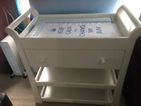Mama and Papas Baby Changing Table