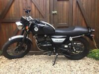 Like New Lexmoto Valiant 125cc