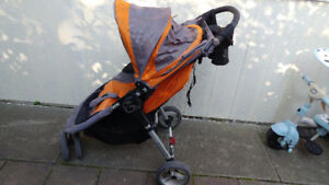 City Mini 3 Wheel Stroller By Baby Jogger