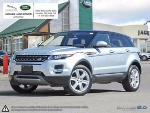 2015 Land Rover Range Rover Evoque Pure Plus 4x4 5-Door