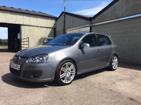 2005 VW Golf GTI DSG 2.0 TFSI, Stage 1, MOT July 2018