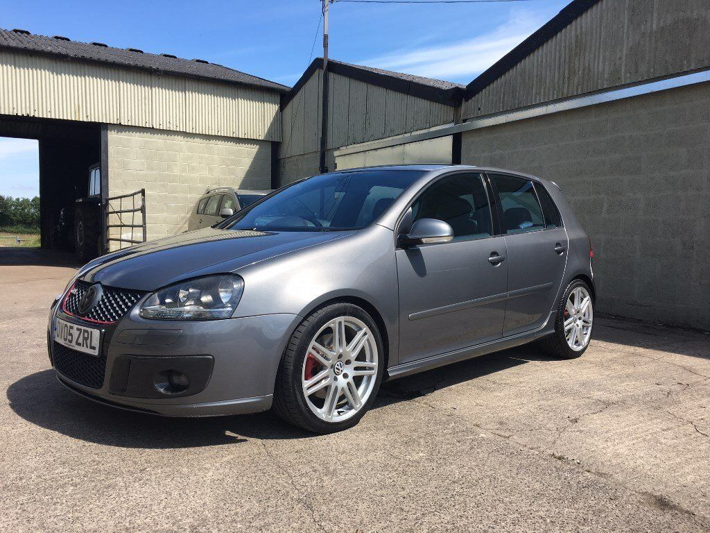 2005 vw golf gti dsg 2 0 tfsi stage 1 mot july 2018 in yate bristol gumtree. Black Bedroom Furniture Sets. Home Design Ideas