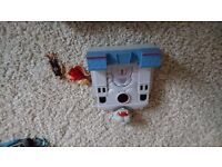 Thundercats toys collectable items Cat's Lair and other items