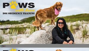 Group Obedience Dog Training Class- October 15th