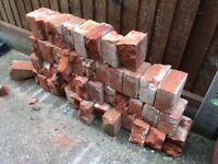 120 Half Bricks, Norfolk Soft Reds