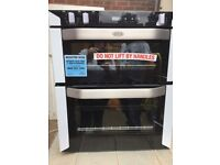 Belling Built in Under Double Electric Oven New and Unused