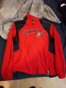 Rebok Ottawa Senetors sweater size XL need gone asap 15 obo