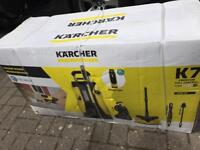 Karcher k7 brand new pressure washer jet wash
