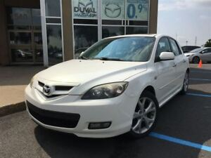 2009 Mazda MAZDA3 SPORT GT + CUIR +TOIT OUVRANT