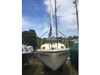 Valiant 18 yacht