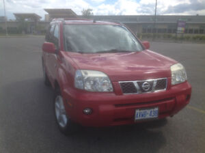 2005 Nissan X-trail LE ( Top Model) SUV, Crossover - 61,000 km