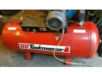Air compressor 200 ltr