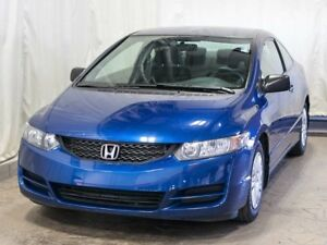 2010 Honda Civic DX Coupe Automatic w/ LOW KMs, MP3/CD player