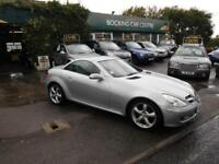 Mercedes-Benz SLK200 Kompressor 1.8 auto CONVERTABLE 2004 58000MLS