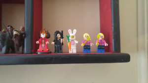 Lego minfigure collection 2
